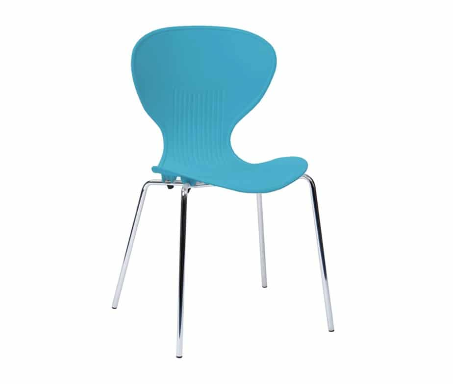 Activ Cafe Chairs Turquoise