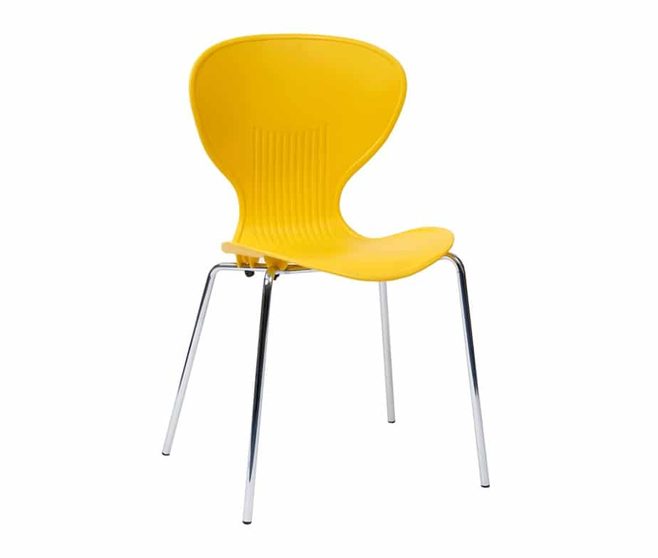 Activ Cafe Chairs Yellow