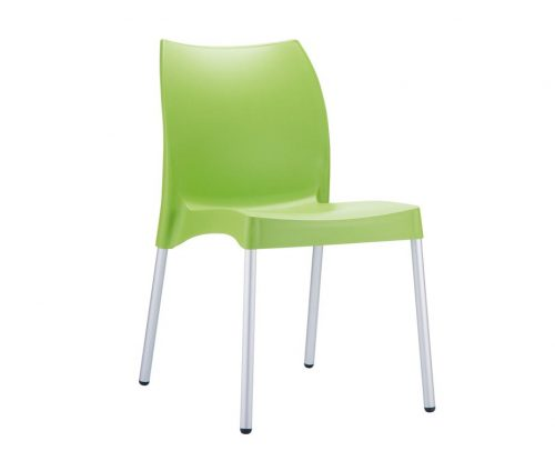 Albany Cafe Chair Green