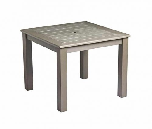 Alexander Large Square Outdoor Dining Table