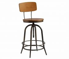 Anvil Vintage Bar Stool