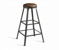 Arkwright High Stool Upholstered