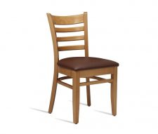 Baralla Side Chair Oak