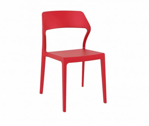 Barnsbury Outdoor Chairs Red