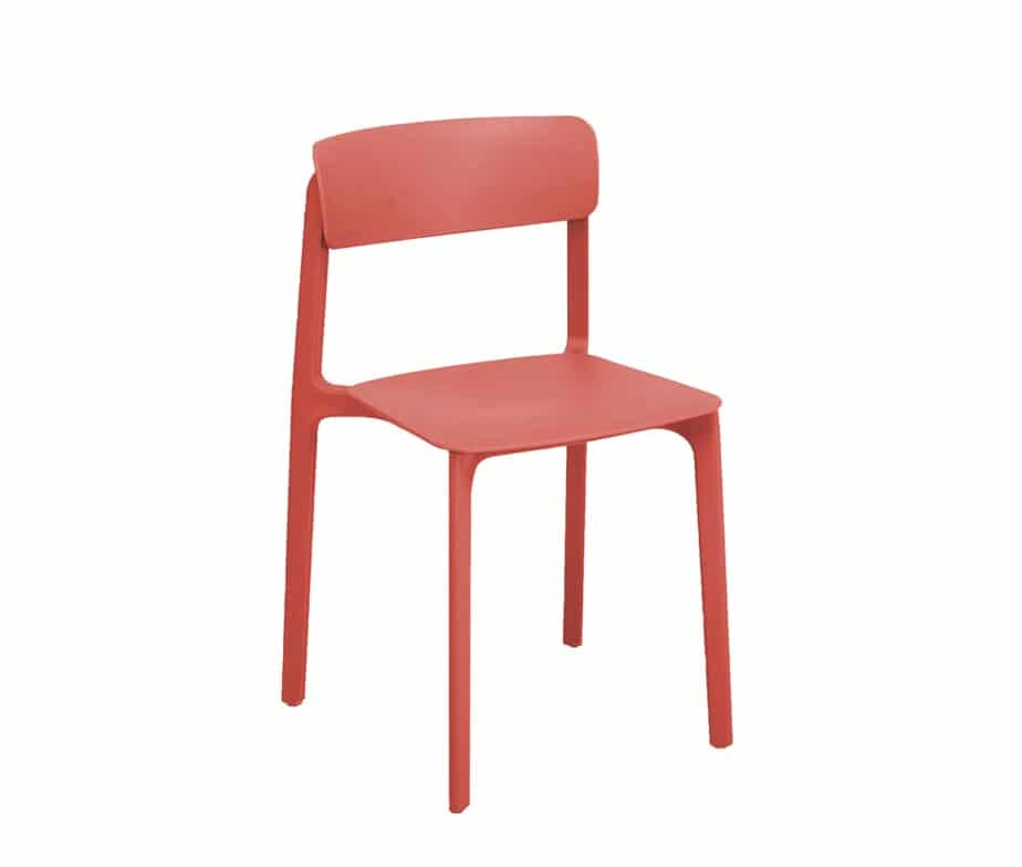 Barnsbury Side Chair Red