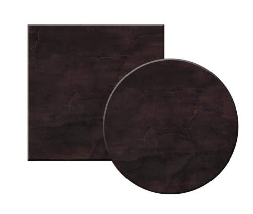 Black Gold Metal Slate F629