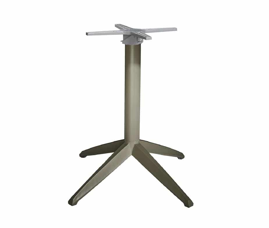 Braga Flip Top Table Bases Taupe