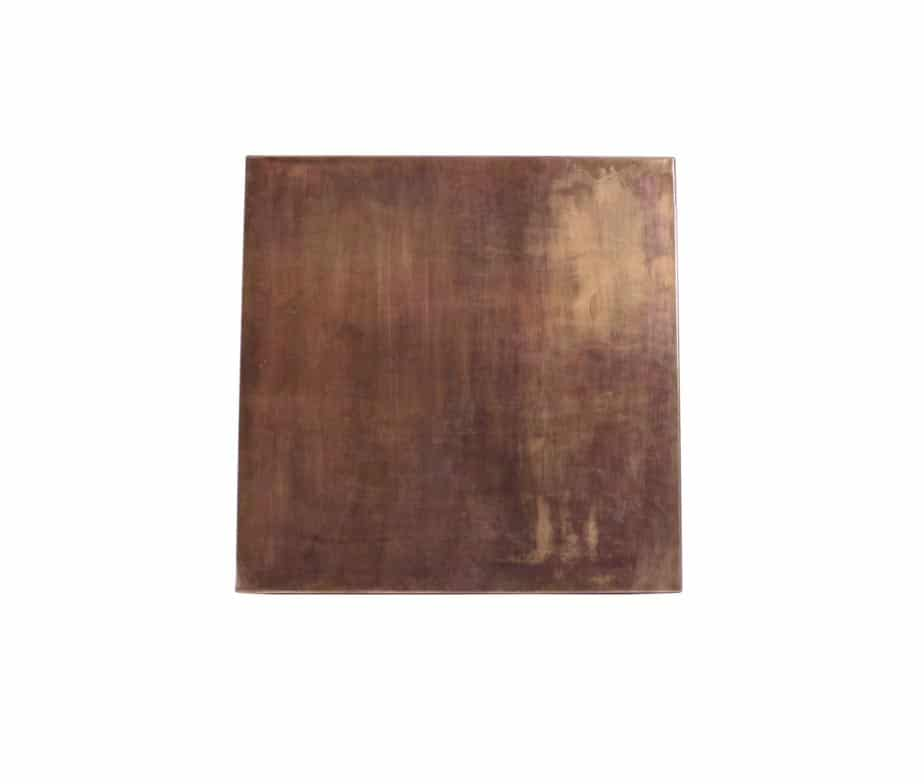 Brass Table Tops Square