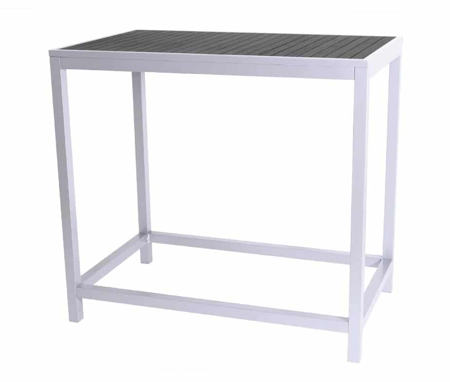 Brew Ezicare Rectangular Bar Table