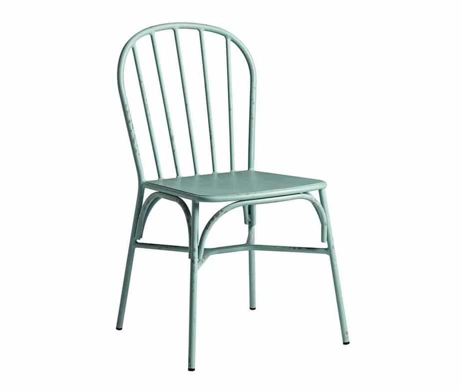 Brooklyn Outdoor Chairs Vintage Blue