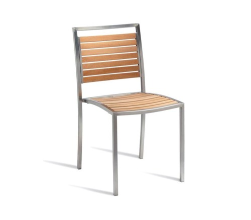 Cabrera Outdoor Teak Dining Chairs