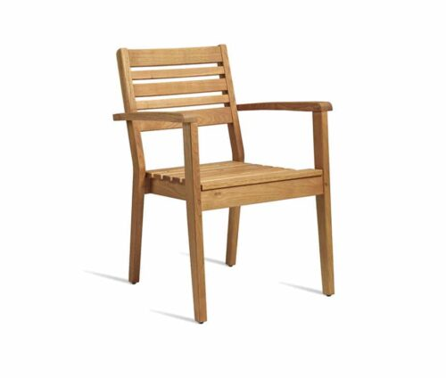 Caddo Outdoor Stacking Chairs