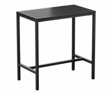 Carter Rectangular Outdoor Poseur Table