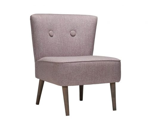 Cesarno Button Back Lounge Chairs
