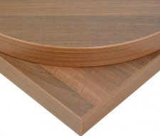 Walnut Chunky Laminate Table Tops