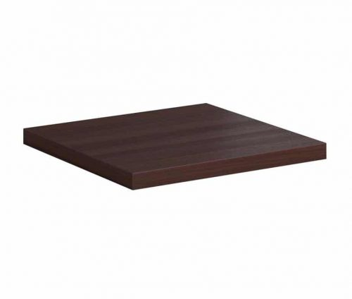 Chunky Wenge Laminate Table Tops Square