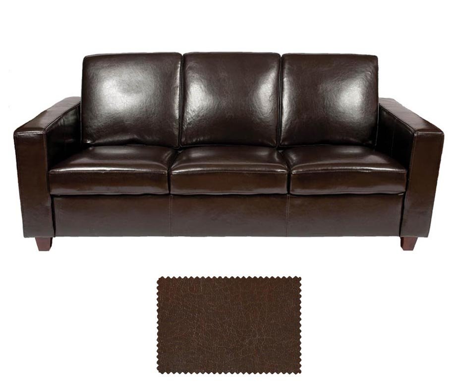 Fantastic Classic Leather 3 Seater Sofa Download Free Architecture Designs Salvmadebymaigaardcom