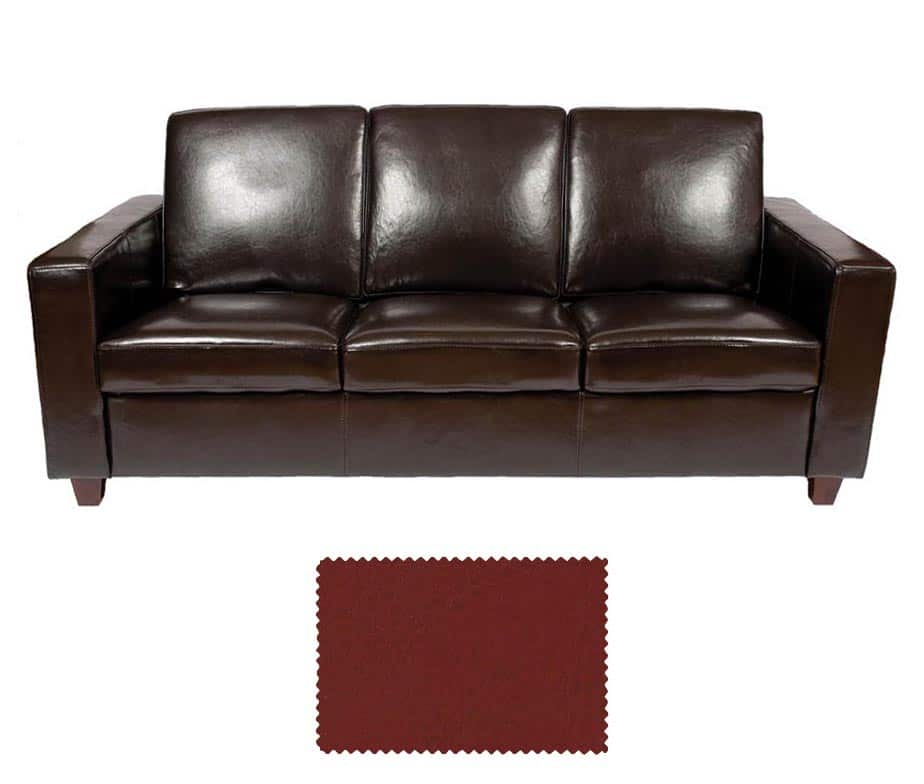 Awe Inspiring Classic Leather 3 Seater Sofa Gamerscity Chair Design For Home Gamerscityorg