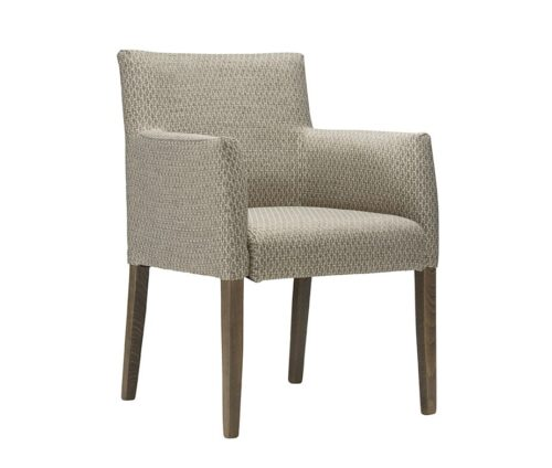 Como Fully Upholstered Armchairs