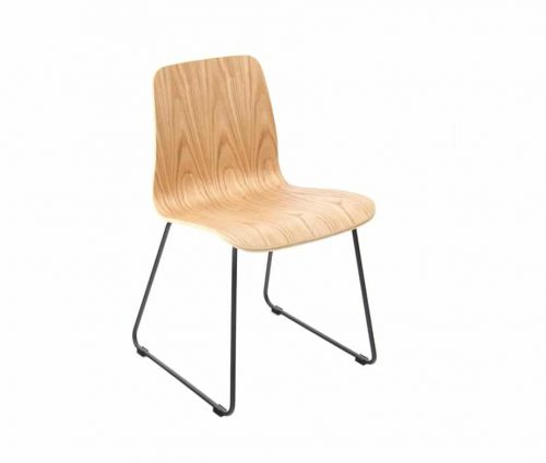 Copenhagen Side Chair Natural