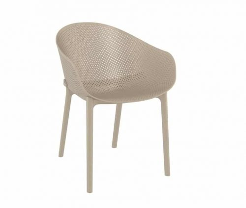 Cordoba Outdoor Armchair Taupe