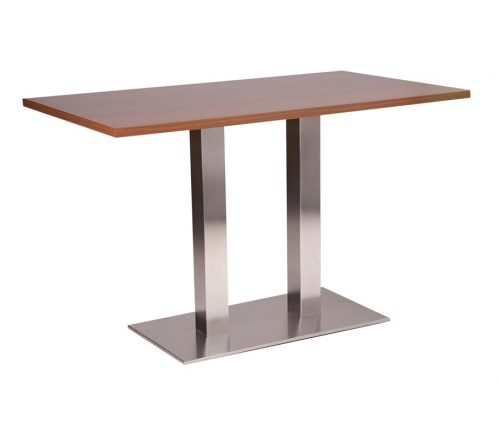 Danilo Complete Rectangular Dining Table Kit Walnut