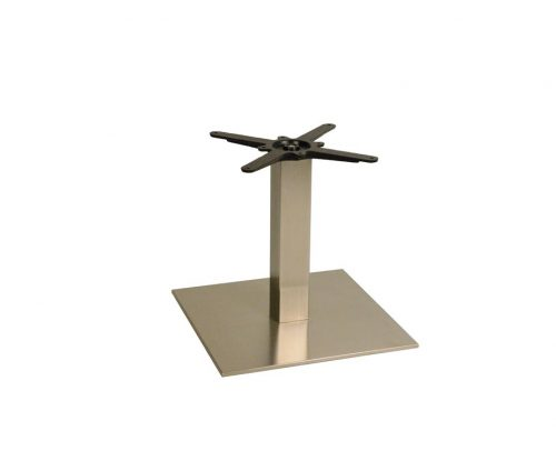 Danilo Large Stainless Steel Square Coffee Tables