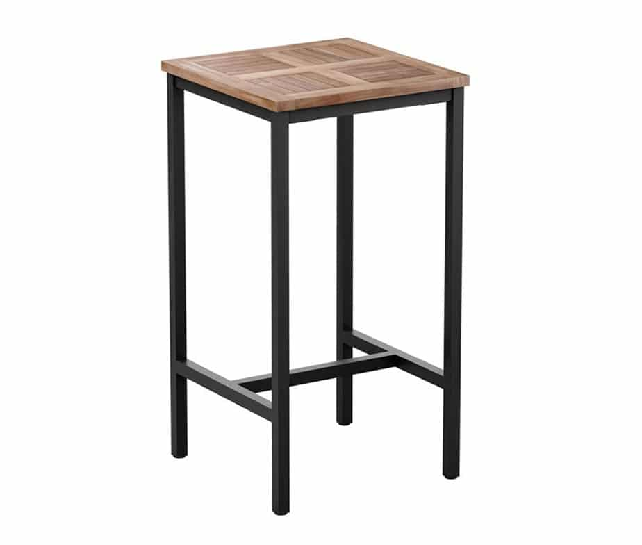 Didsbury Outdoor Poseur Table Square 600