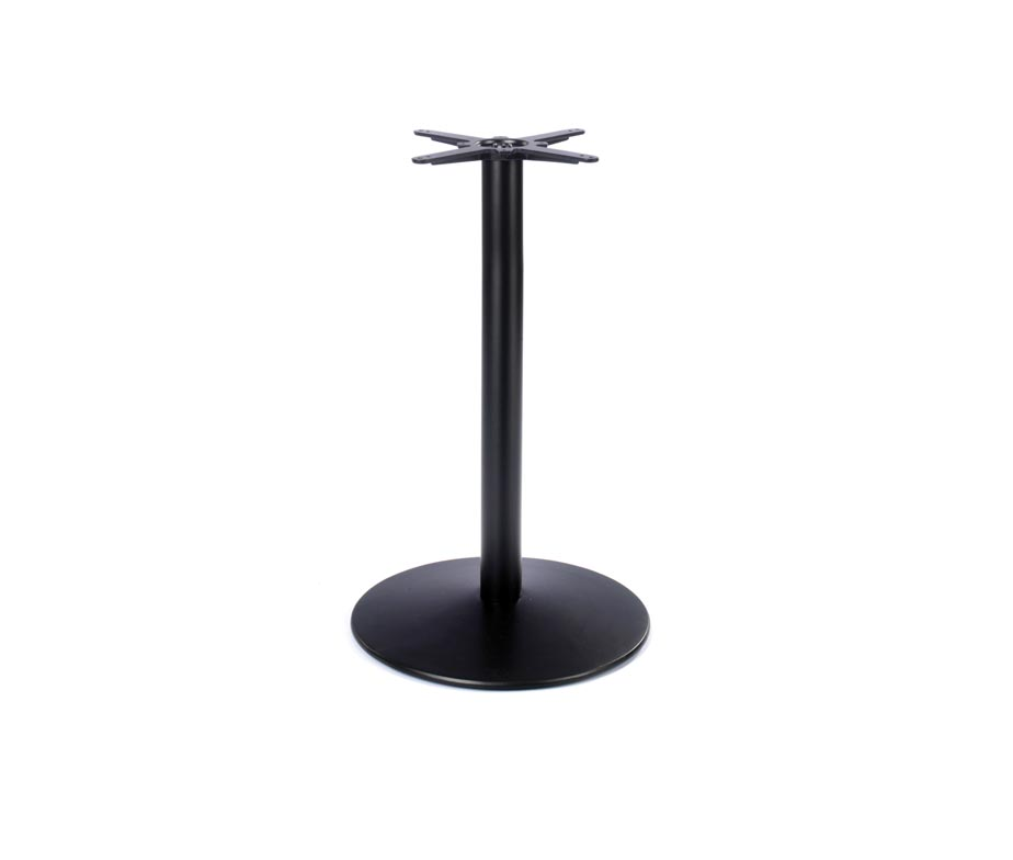 Dome Medium Bar Height Table Base