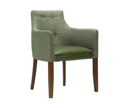 Elisa Button Back Armchairs
