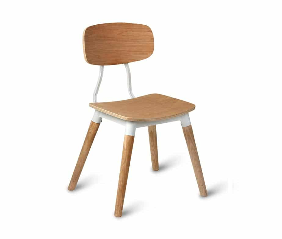 Restaurant Furniture Retro : Florence side chair retro style cafe chairs by warner