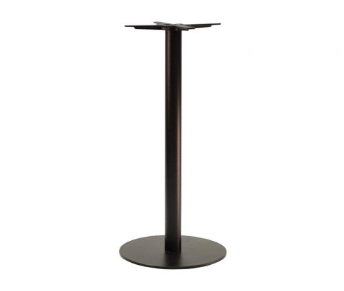 Forza Large Round Poseur Table