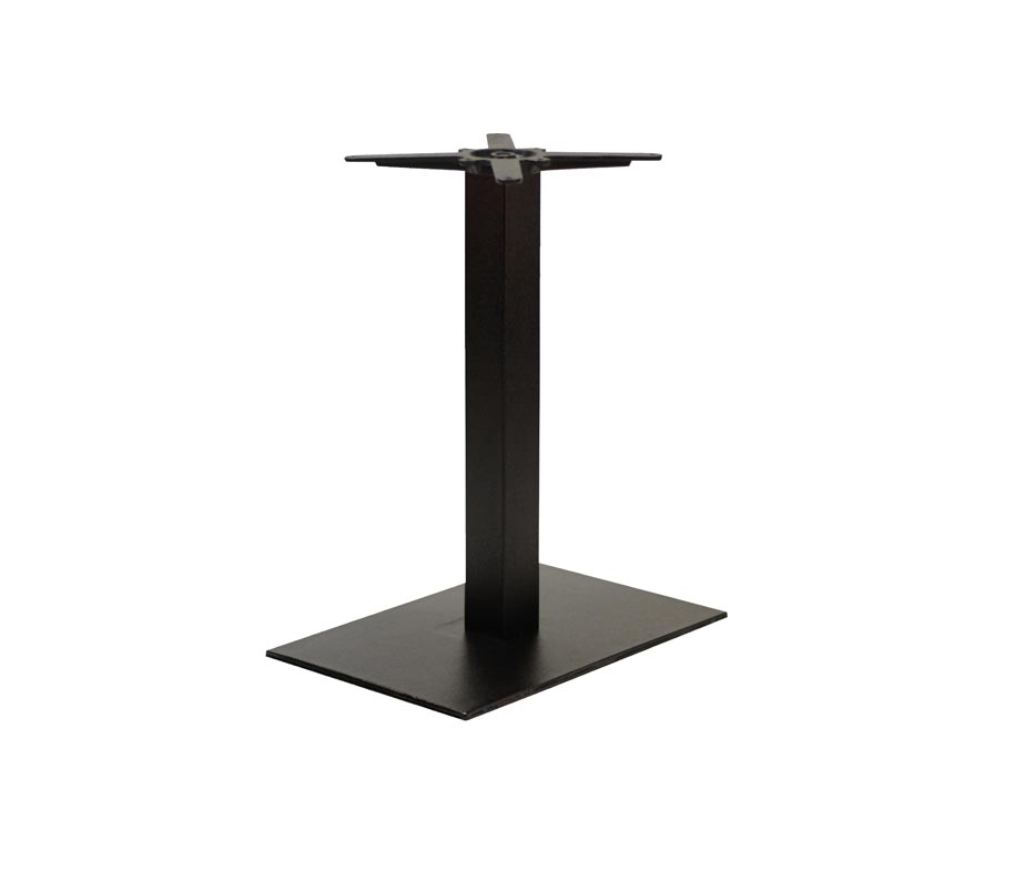 Forza Rectangular Black Coffee Tables