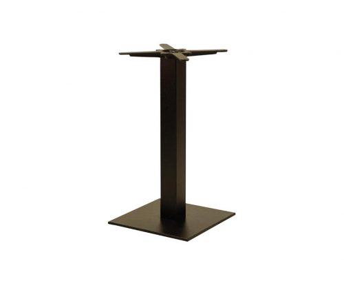 Forza Small Square Black Coffee Tables