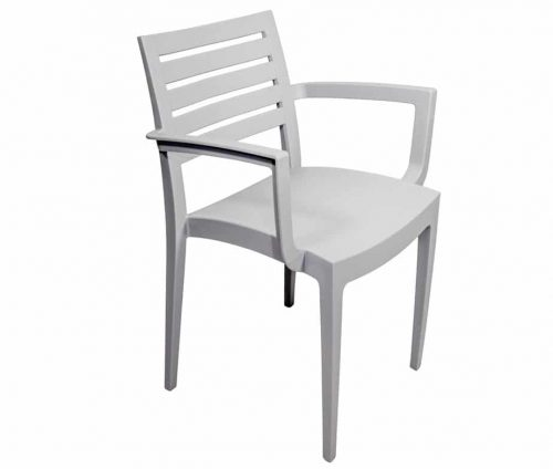 Fresco Outdoor Armchair Grey