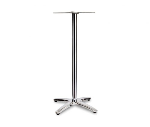 Fresh Chrome Poseur Tables All Weather