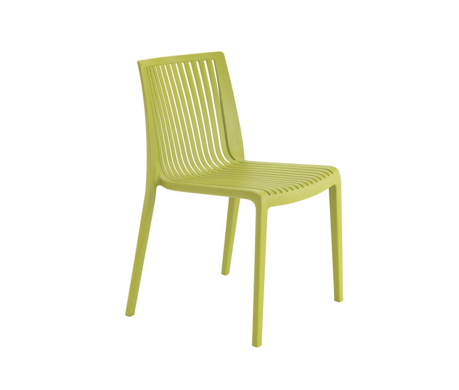 Ibiza Outdoor Dining Chairs in Red Purple Green Grey & Turquoise