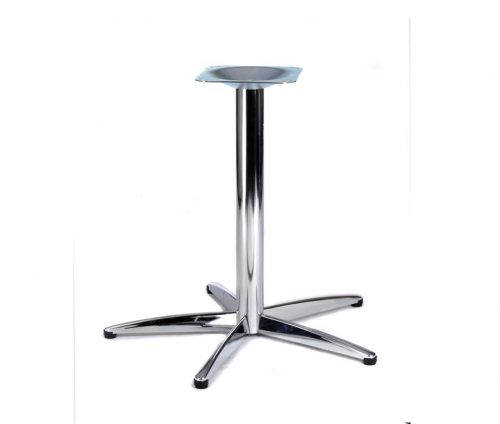 Lincoln Large Chrome Dining Tables