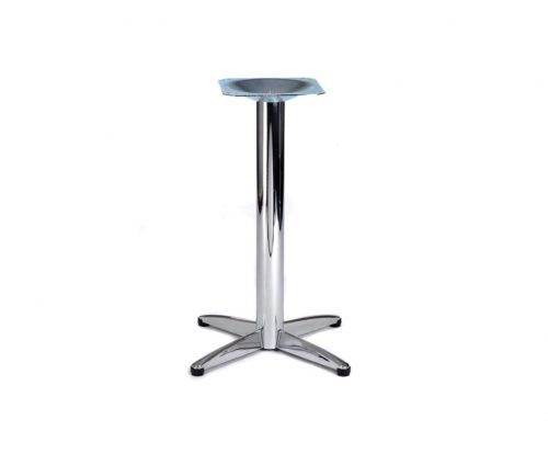 Lincoln Small Chrome Dining Tables
