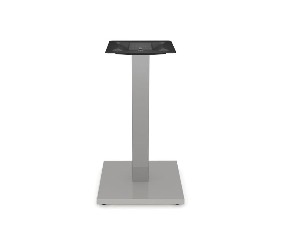 Self Leveling Tables : Lira self leveling dining table base indoor outdoor use