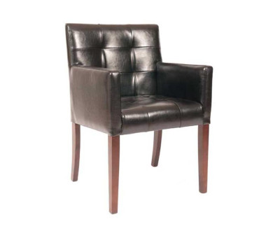 Liverpool Leather Armchairs