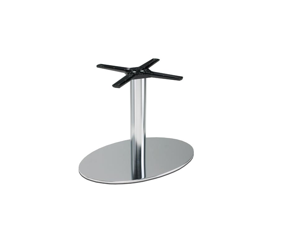 Lucido Oval Coffee Table Base