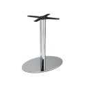 Lucido Oval Dining Table Base