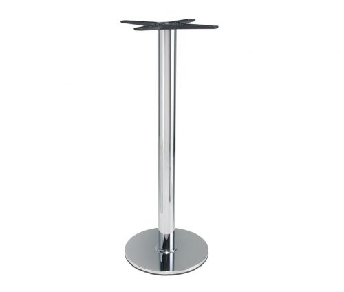 Lucido Round Poseur Table Base