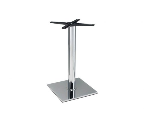 Lucido Square Dining Table Base