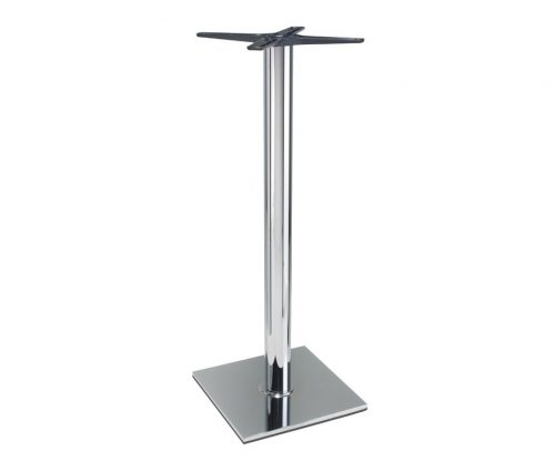 Lucido Square Poseur Table Base