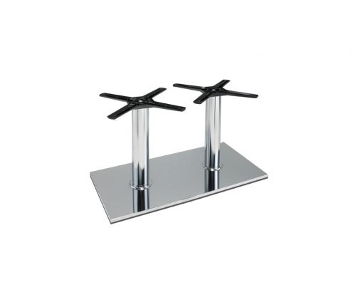 Lucido Twin Ped Coffee Table Base