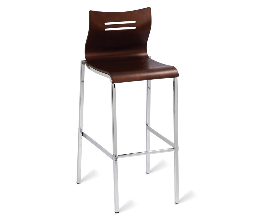 Lusia Stacking Bar Stools By Warner Contracts Quick Delivery