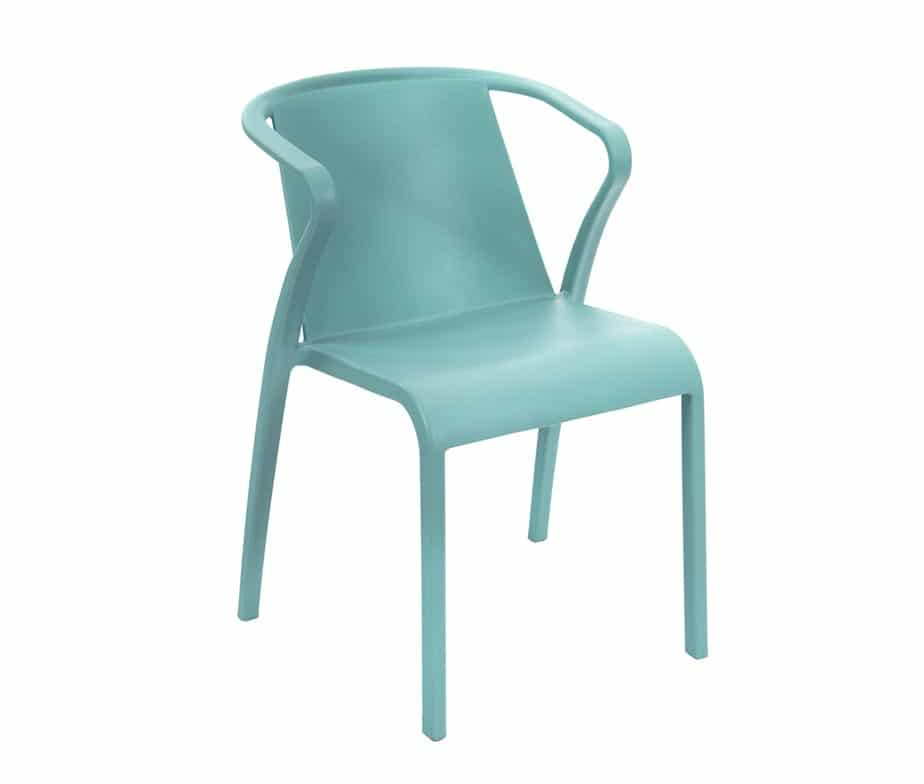Madeira Outdoor Armchair Turquoise