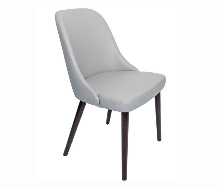 Madison Commercial Restaurant Chairs Chincilla